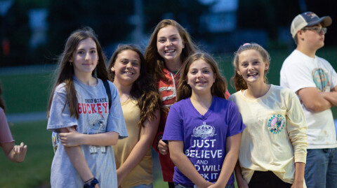 Converge: Middle School & High School Ministry