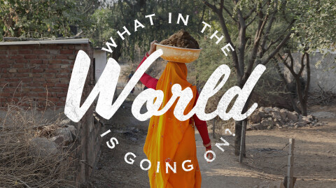 Global Community Project: Be generous and serve our world this holiday season