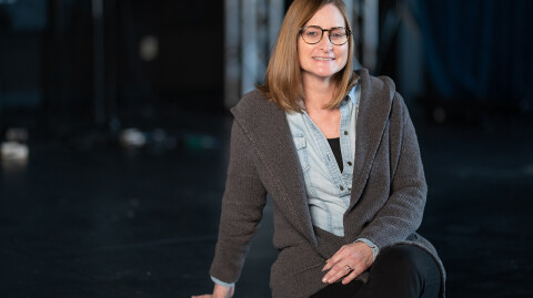 Shari Brabant Takes on Middle School Pastor Role